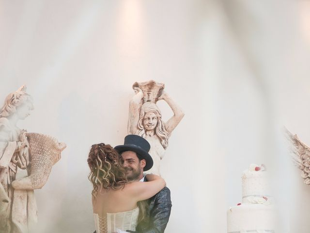 Il matrimonio di Alessandro e Katia a Campi Salentina, Lecce 47