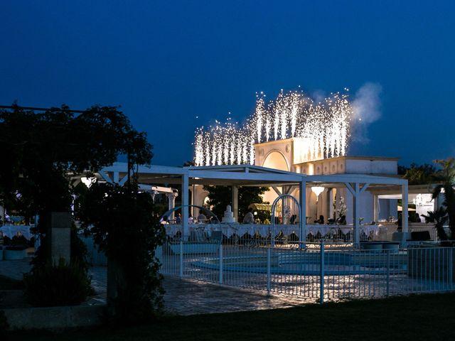 Il matrimonio di Alessandro e Katia a Campi Salentina, Lecce 54