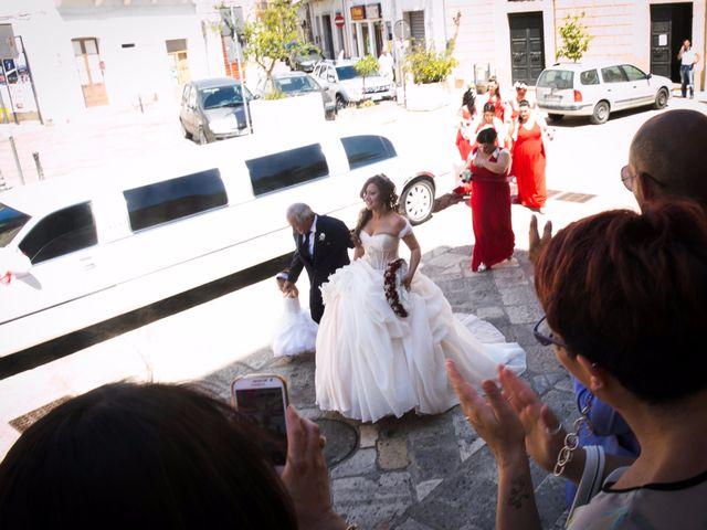 Il matrimonio di Alessandro e Katia a Campi Salentina, Lecce 61
