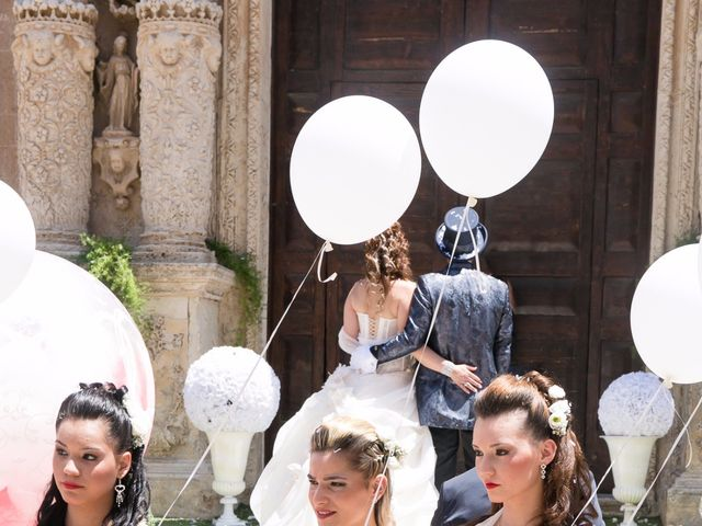 Il matrimonio di Alessandro e Katia a Campi Salentina, Lecce 110