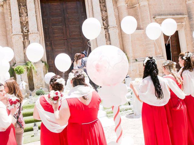 Il matrimonio di Alessandro e Katia a Campi Salentina, Lecce 111