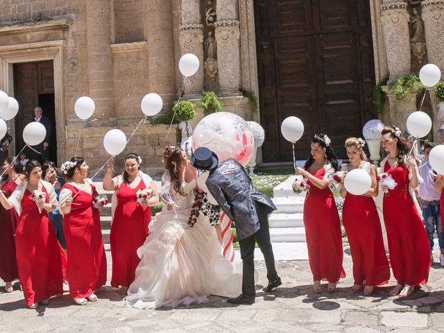 Il matrimonio di Alessandro e Katia a Campi Salentina, Lecce 112