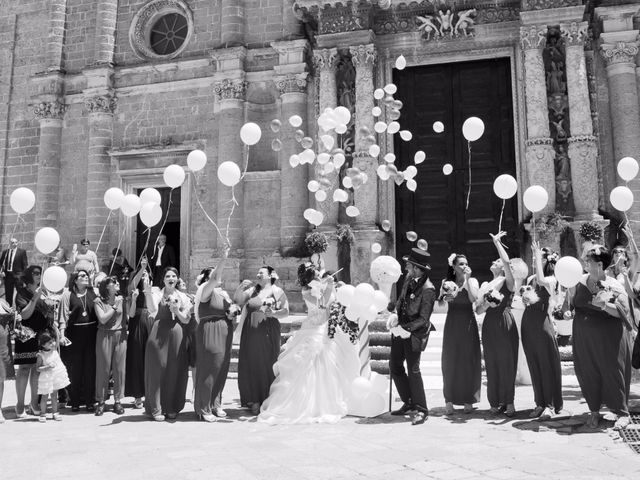 Il matrimonio di Alessandro e Katia a Campi Salentina, Lecce 113