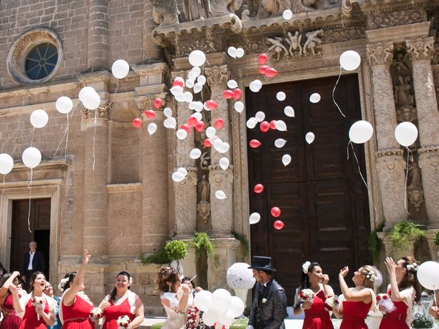 Il matrimonio di Alessandro e Katia a Campi Salentina, Lecce 114