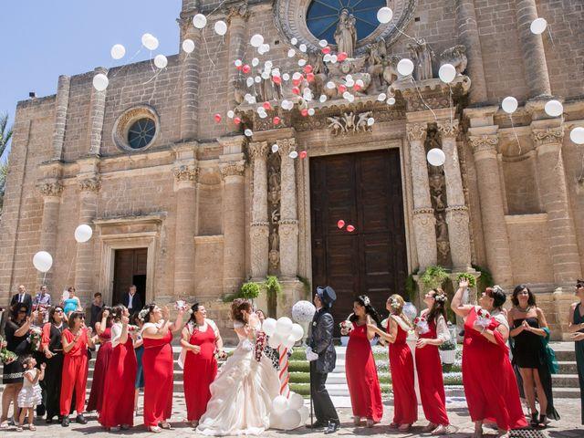 Il matrimonio di Alessandro e Katia a Campi Salentina, Lecce 115