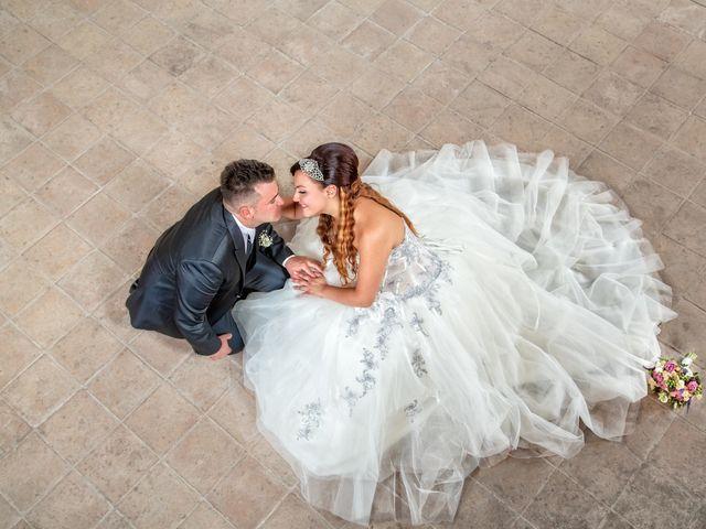 le nozze di Gianna e Gabriele