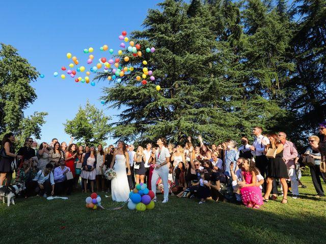 Le nozze di Daniela e Monica