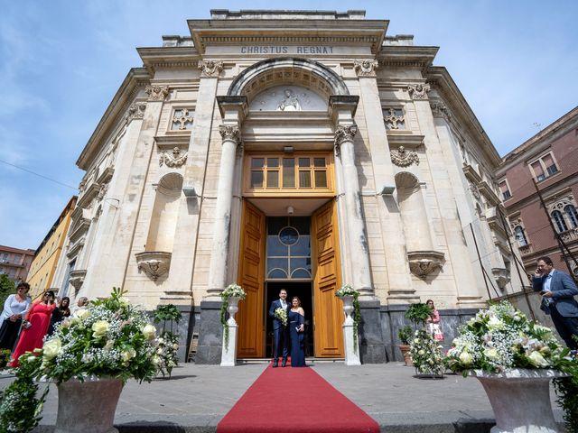 Il matrimonio di Francesco e Maria a Catania, Catania 24