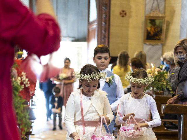 Il matrimonio di Pasquale e Nicole a Gadesco-Pieve Delmona, Cremona 35