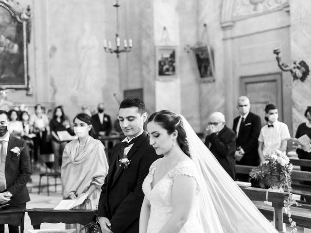 Il matrimonio di Pasquale e Nicole a Gadesco-Pieve Delmona, Cremona 39
