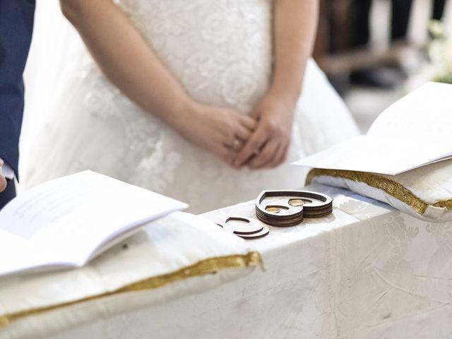 Il matrimonio di Pasquale e Nicole a Gadesco-Pieve Delmona, Cremona 43