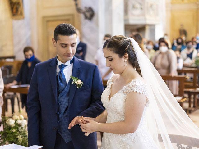 Il matrimonio di Pasquale e Nicole a Gadesco-Pieve Delmona, Cremona 46