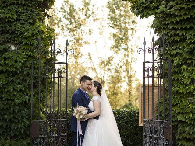 Il matrimonio di Pasquale e Nicole a Gadesco-Pieve Delmona, Cremona 1
