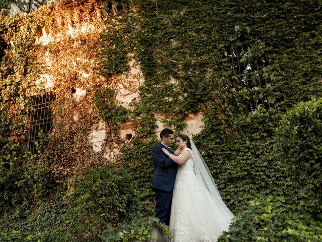 Le nozze di Nicole e Pasquale