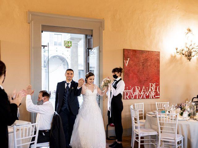 Il matrimonio di Pasquale e Nicole a Gadesco-Pieve Delmona, Cremona 94