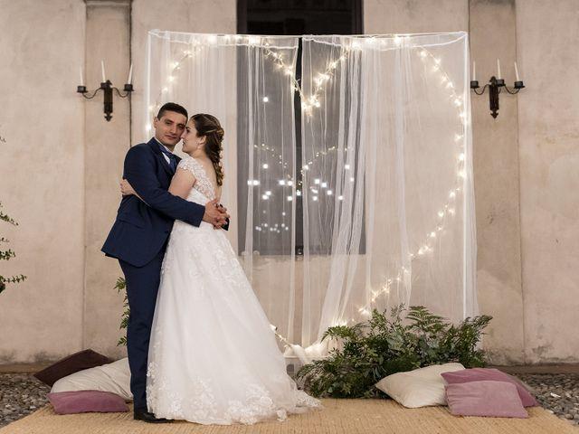 Il matrimonio di Pasquale e Nicole a Gadesco-Pieve Delmona, Cremona 109