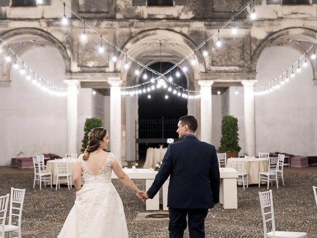 Il matrimonio di Pasquale e Nicole a Gadesco-Pieve Delmona, Cremona 112