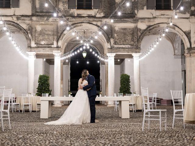 Il matrimonio di Pasquale e Nicole a Gadesco-Pieve Delmona, Cremona 114