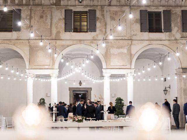 Il matrimonio di Pasquale e Nicole a Gadesco-Pieve Delmona, Cremona 133