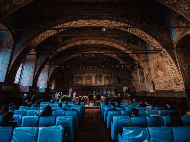 Il matrimonio di Alessia e Orlando a Perugia, Perugia 39