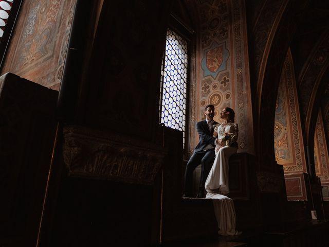 Il matrimonio di Alessia e Orlando a Perugia, Perugia 41