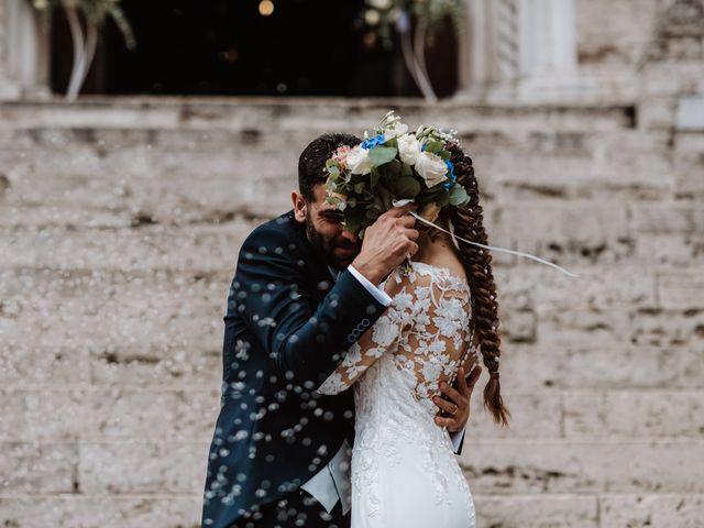 Il matrimonio di Alessia e Orlando a Perugia, Perugia 44