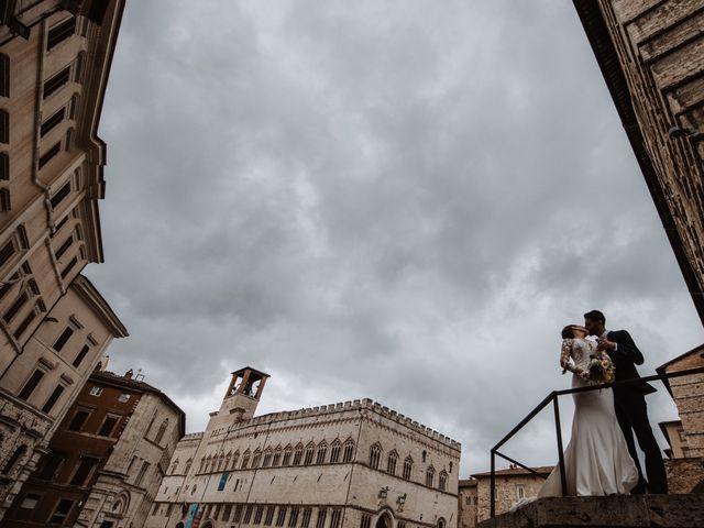 Il matrimonio di Alessia e Orlando a Perugia, Perugia 48