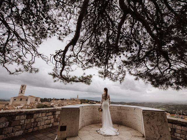 Il matrimonio di Alessia e Orlando a Perugia, Perugia 50