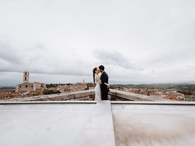 Il matrimonio di Alessia e Orlando a Perugia, Perugia 51