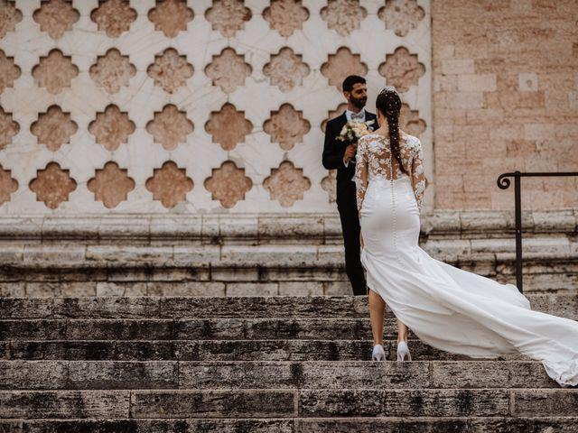 Il matrimonio di Alessia e Orlando a Perugia, Perugia 53