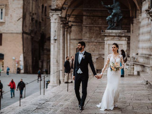 Il matrimonio di Alessia e Orlando a Perugia, Perugia 54