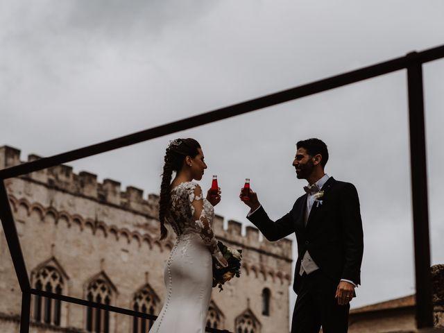 Il matrimonio di Alessia e Orlando a Perugia, Perugia 55