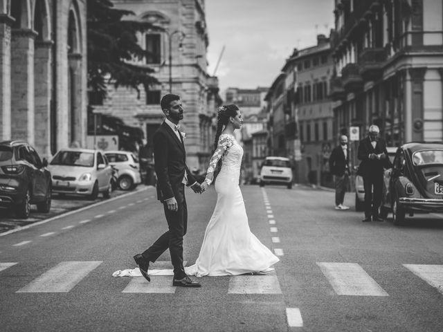 Il matrimonio di Alessia e Orlando a Perugia, Perugia 58