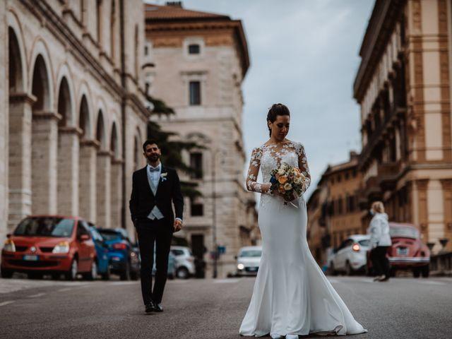 Il matrimonio di Alessia e Orlando a Perugia, Perugia 59