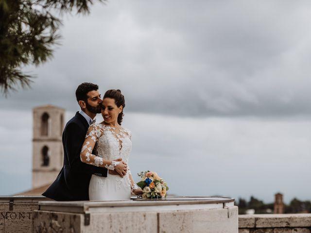Il matrimonio di Alessia e Orlando a Perugia, Perugia 61
