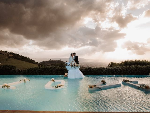 Il matrimonio di Alessia e Orlando a Perugia, Perugia 65