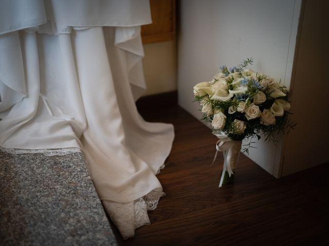 Il matrimonio di Michele e Francesca a Montemarzino, Alessandria 13