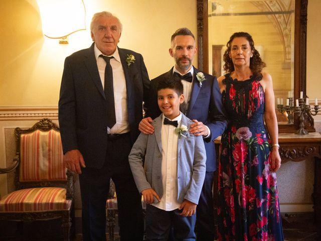 Il matrimonio di Michele e Francesca a Montemarzino, Alessandria 206