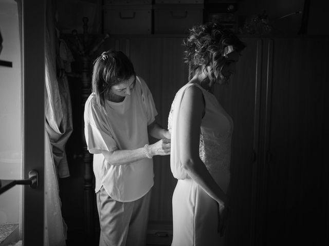 Il matrimonio di Michele e Francesca a Montemarzino, Alessandria 213