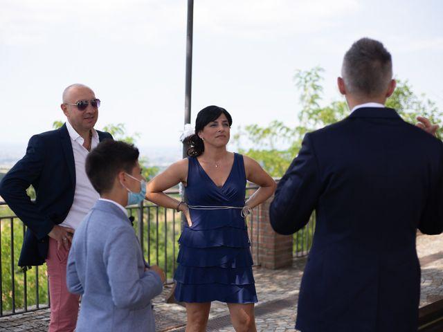 Il matrimonio di Michele e Francesca a Montemarzino, Alessandria 228