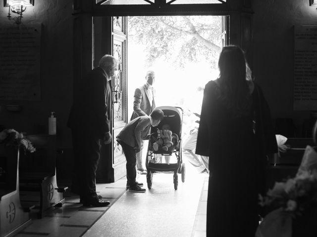 Il matrimonio di Michele e Francesca a Montemarzino, Alessandria 230
