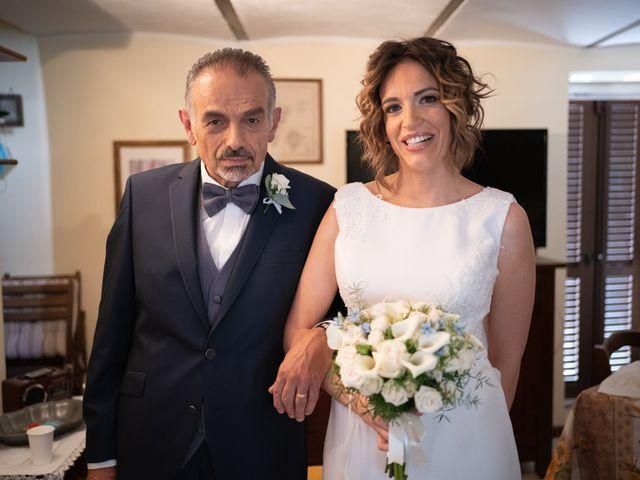 Il matrimonio di Michele e Francesca a Montemarzino, Alessandria 232