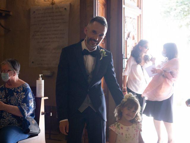Il matrimonio di Michele e Francesca a Montemarzino, Alessandria 233
