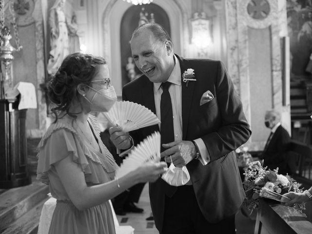 Il matrimonio di Michele e Francesca a Montemarzino, Alessandria 234