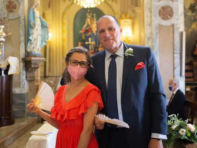 Il matrimonio di Michele e Francesca a Montemarzino, Alessandria 235