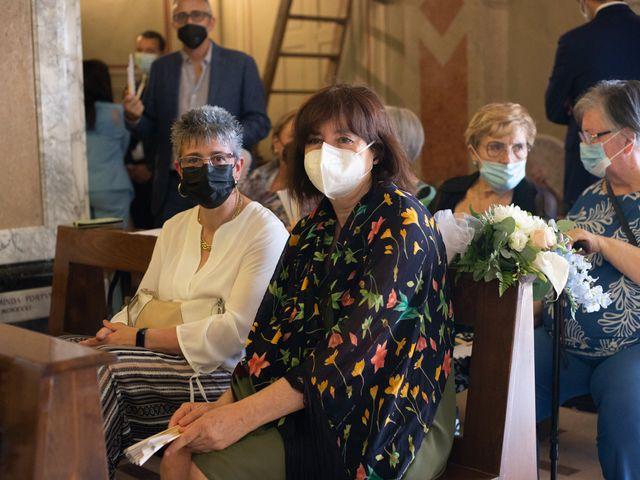 Il matrimonio di Michele e Francesca a Montemarzino, Alessandria 237