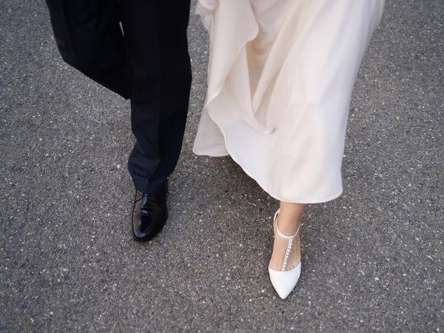 Il matrimonio di Michele e Francesca a Montemarzino, Alessandria 238