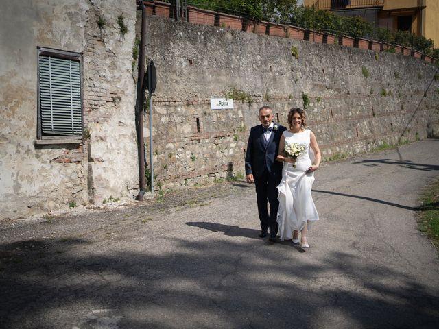 Il matrimonio di Michele e Francesca a Montemarzino, Alessandria 243