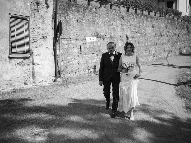 Il matrimonio di Michele e Francesca a Montemarzino, Alessandria 244