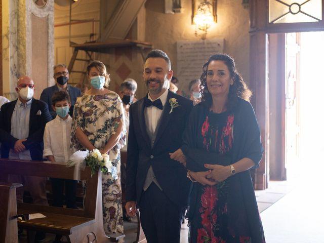 Il matrimonio di Michele e Francesca a Montemarzino, Alessandria 246